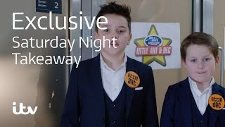 Saturday Night Takeaway | When Little Ant & Dec Met the Crew | Episode 1 | ITV