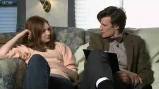Карен Гиллан, DW - Matt Smith Interviews Karen Gillan