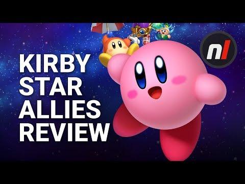 Kirby: Star Allies Nintendo Switch Review