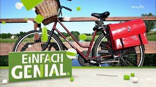 Clevere Ideen rund ums Fahrrad   Einfach genial   MDR