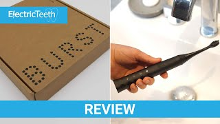 Burst Sonic Toothbrush Review [USA]