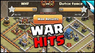 *WAR HITS* Lalo, Queen Walk Miners & DragBat | TH 10 , 11, 12 | Clash of Clans