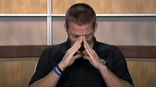 Brother of Paul Walker Gets Emotional During Interview