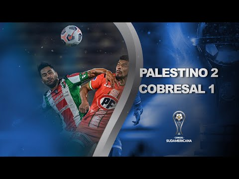 Palestino vs Cobresal</a>
