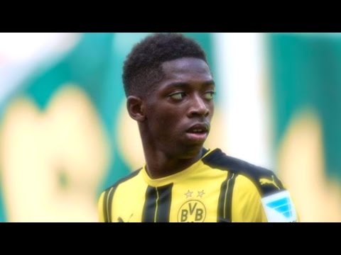 Ousmane Dembele ► | Rockabye | By Football Highlights - 2016/17