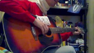 Bob Dylan - Here Comes Santa Claus (Fed's cover)