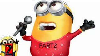 Cara Buat Suara Minion #part2 #tutorial  #tutorial Kinemaster
