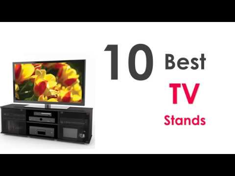 10 Best TV Stands Review 2018