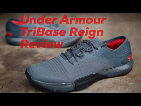 Under Armour TriBase Reign Review