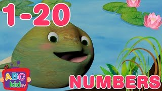 Numbers Song 1 to 20 | Cocomelon (ABCkidTV) Nursery Rhymes & Kids Songs