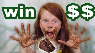 Last TO EAT DESSERT WINS $$$$$