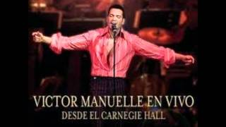 Victor Manuelle - Tengo Ganas (vivo carnegie hall)