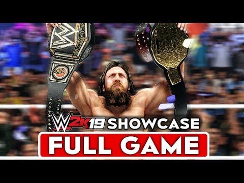 Gameplay de WWE 2K19 Digital Deluxe Edition