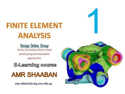 Ansys Basic Course-Basics of Finite Element Analysis - YouTube