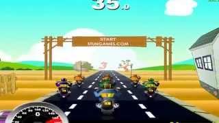 Game dua xe moto 3d - Trò chơi đua xe môtô 3D hay cho Android