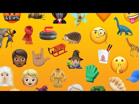 New iOS 11 Emojis Confirmed by Apple!