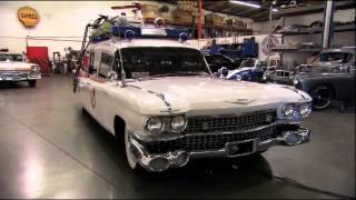 Ecto 1   Resurrecting the Classic Car