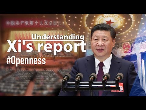 What does Xi mean by 'modernized economy' in the new era?