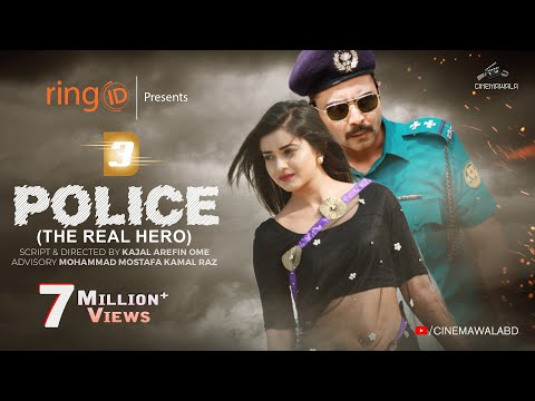 Download POLICE - THE REAL HERO | AFRAN NISHO | TANJIN TISHA | KAJAL AREFIN OME | BANGLA NATOK 2019 FULL HD HD Mp4 3GP Video and MP3