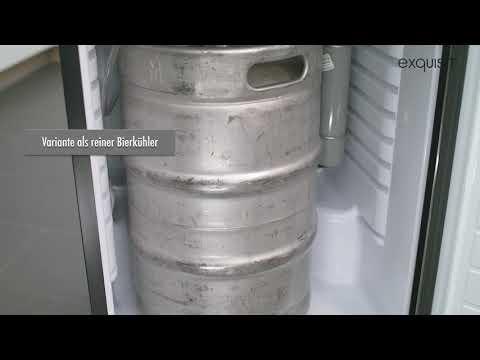 BK 160 Fassbier Kühlschrank