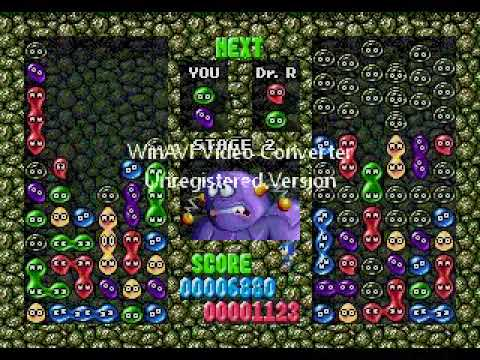 Dr  Robotnik's Mean Bean Machine DX Edition (GEN)