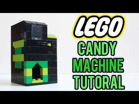 Lego Candy Machine Tutorial