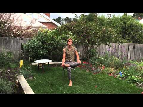 Chair Yoga Sequence - Level I - YouTube