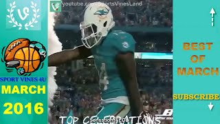 Gambar cover Best Sports Vines 2016 - MARCH Week 1 (w/ Title & Song's name)