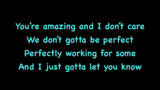 Jay Sean - Worth It All Lyrics On Screen