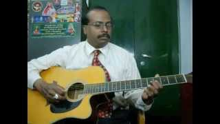 Mary's Boy Child guitar instrumental by Rajkumar Joseph.M