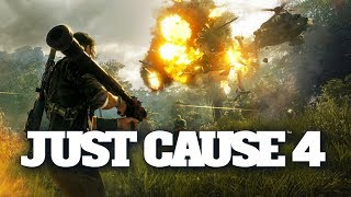 Just Cause 4 - The Livestream of Explosions