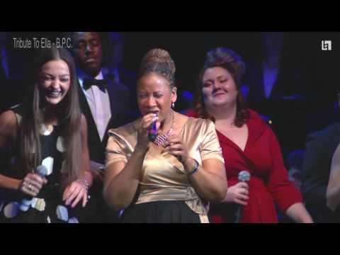Singers Night : Tribute To Ella Fitzgerald 100th Anniversary Live