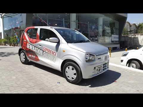 New Suzuki Alto 2019 | Alto 660cc Car Test Drive | PakWheels