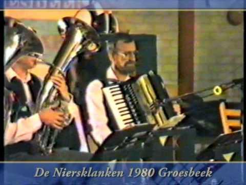 De Niersklanken uit Gennep in 1980