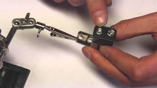 9V Block Batterieclip selber bauen DIY