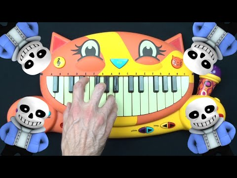 I PLAYED MEGALOVANIA ON FUNNY INSTRUMENTS