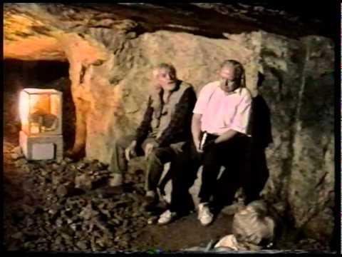Ron in Zedekiahs cave 96 TRANSLATER CUT AWAY