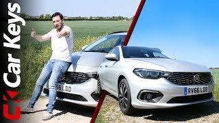 2017 Fiat Tipo Estate Review – Maximum Bang For Close To Minimum Buck? – Car Keys