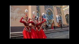 В Москве отмечают 20-летие Астаны   TVRu