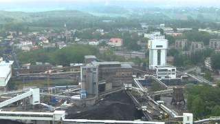 preview picture of video 'Hałda Skalny w Łaziskach Górnych 2014-05-18'