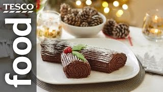 How to Make a Yule Log