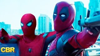 10 Spiderman Crossovers We All Wish Would Happen!