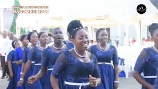 MILELE NA MILELE   KWAYA YA MARIA GORETH HANANASIF | TAMASHA LA KRISTU MFALME 2019