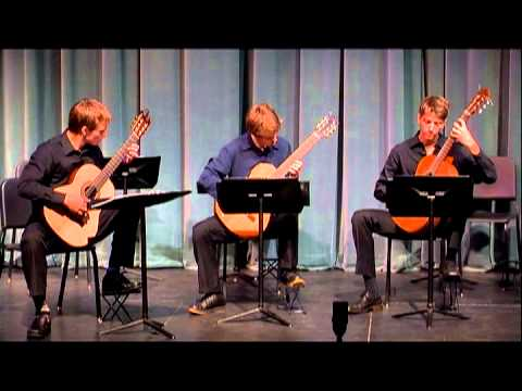 Booker Guitar Ensemble on the Education Channel