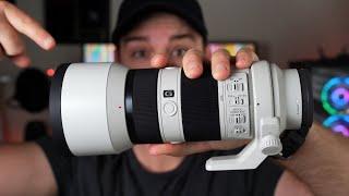 Sony FE 70-200mm F4 Review - Should you still buy it in 2020?
