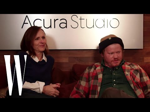 """Molly Shannon and Jesse Plemons on Chris Kelly's """"Other People"""" at Sundance"""