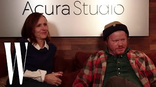 "Molly Shannon And Jesse Plemons On Chris Kelly's ""Other People"" At Sundance"