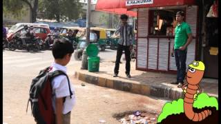 'Chee! A Child's Perspective on Waste Management' – A film for AMC's SWM IEC