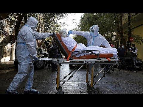 COVID 19 – Ελλάδα: 1.388 νέα κρούσματα και 84 θάνατοι – Στο 86% η πληρότητα στις ΜΕΘ πανελλαδικά…