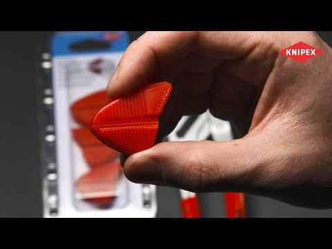 Jeux d'inserts pour pinces clés ajustables 86 - KNIPEX